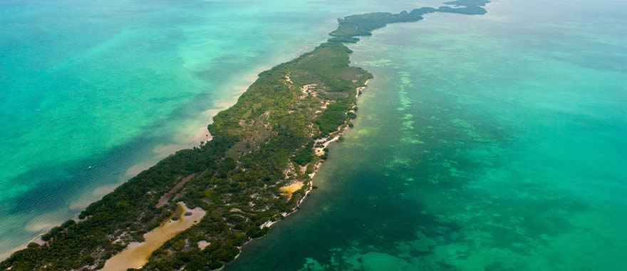 Sian Kaan Scenic Tour by Airplane