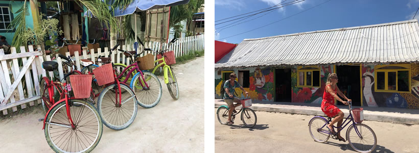 Bicycle Rental Holbox